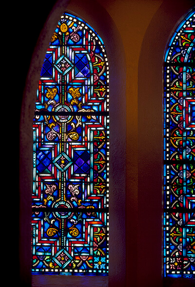 Danforth Chapel Window 2